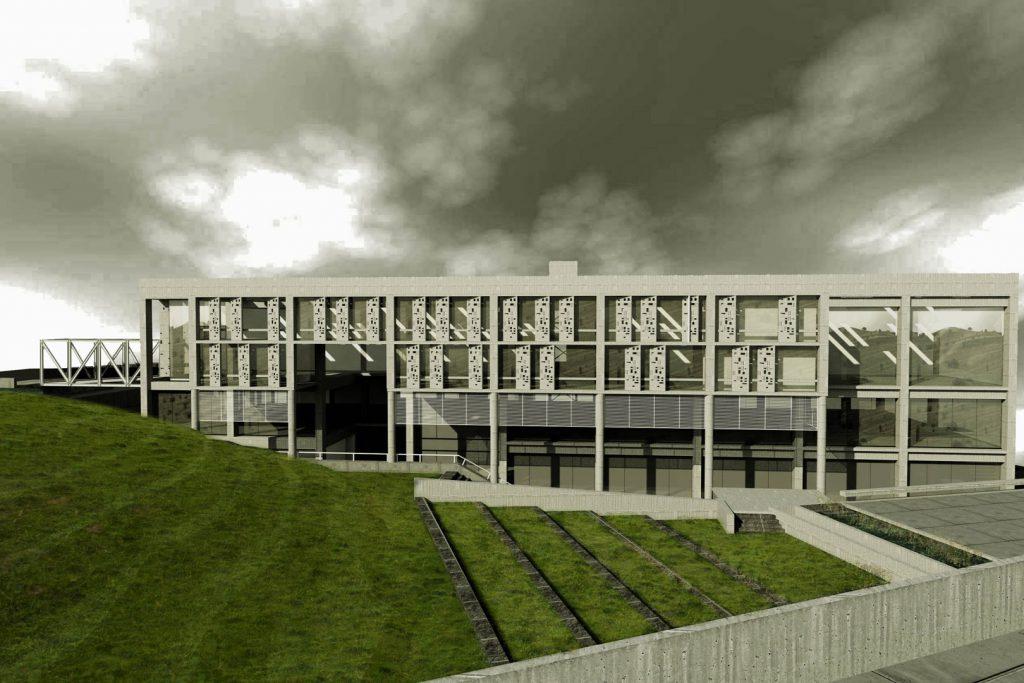 DESIGN DEVELOPMENT CENTRE AT KEPZ,PLOT D