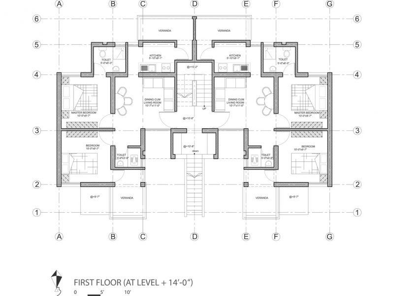 !st Floor