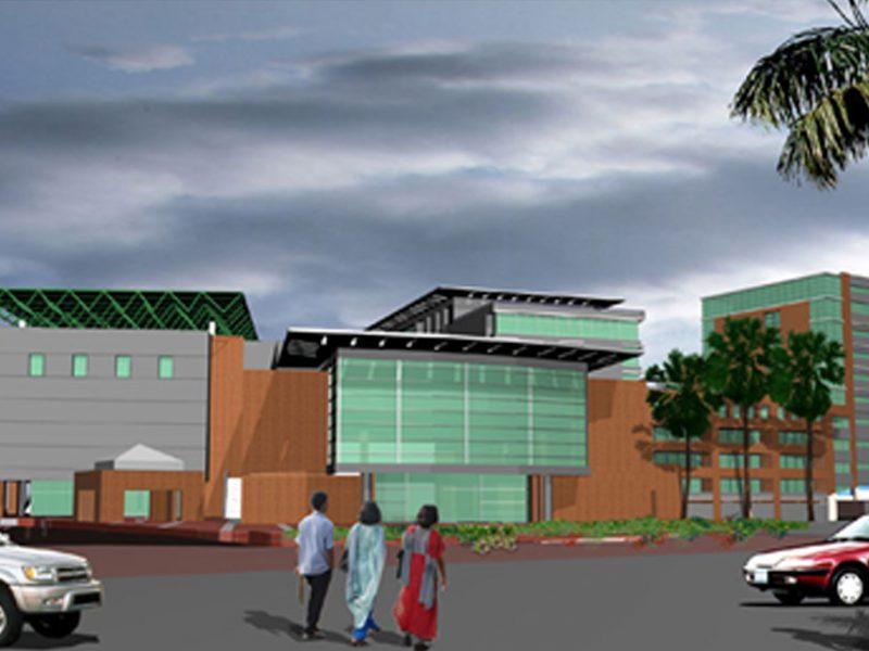 North South University Campus